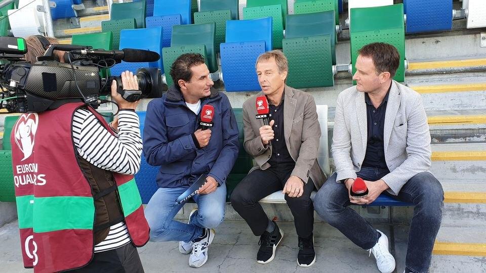 Felix Görner, Jürgen Klinsmann, Thomas Wagner