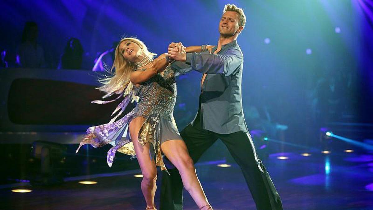 Tanja lets dance
