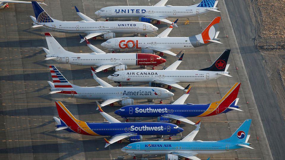 Krisenflieger 737 Max: Boeing findet neues Softwareproblem