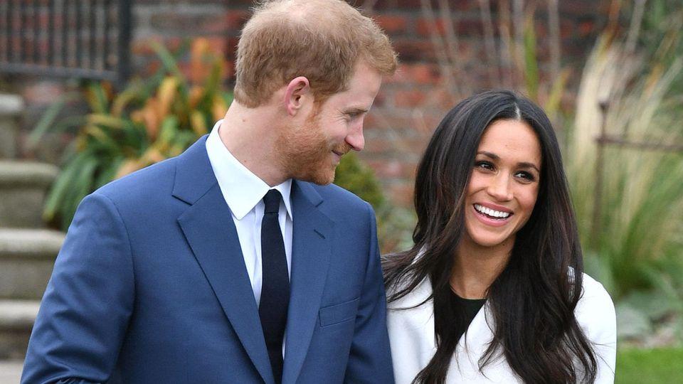Prinz Harry und Herzogin Meghan nehmen sich eine Auszeit.