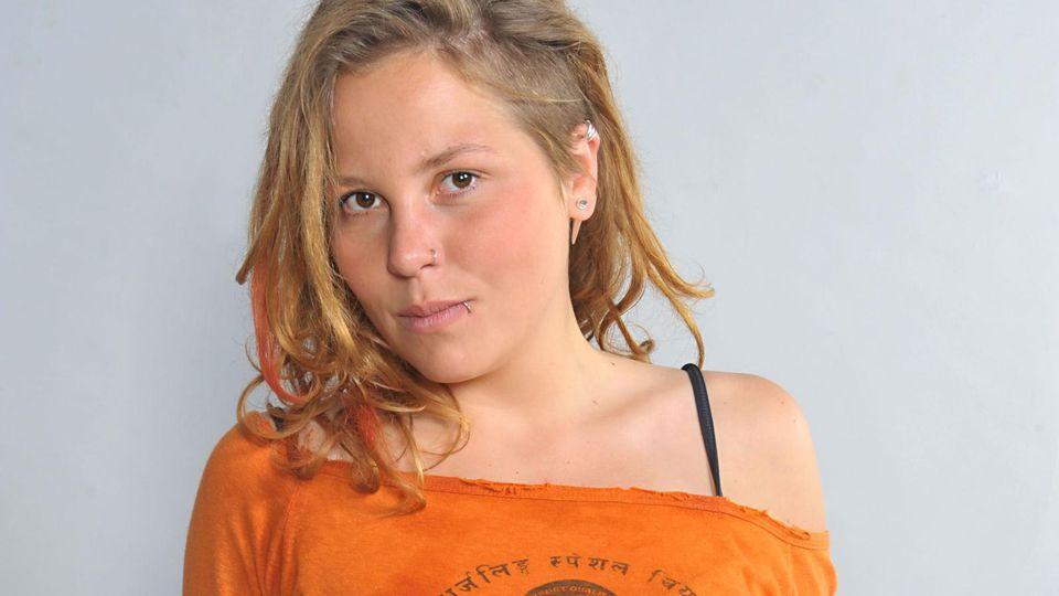 """Franziska van der Heide stieg 2013 als """"Mietze"""", einem aufmüpfigen Teenager, bei GZSZ ein."""