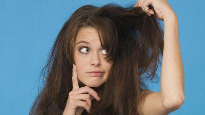 Elektrische Haare Das Hilft Wenn Die Haare Zu Berge Stehen
