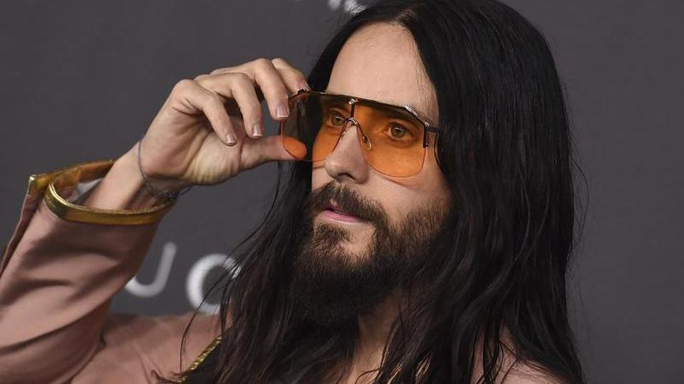 Jared Leto kommt im November 2019 zur LACMA Art and Film Gala ins Los Angeles County Museum of Art. Foto: Jordan Strauss/Invision/AP/dpa