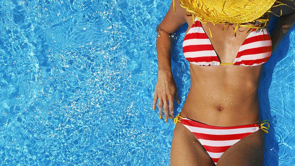 Ekel-Alarm: So widerlich sind Bikinis!