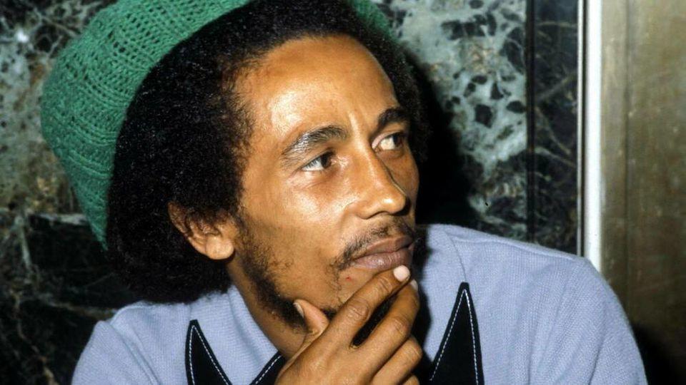Bob Marley starb im Mai 1981 in Miami, Florida.