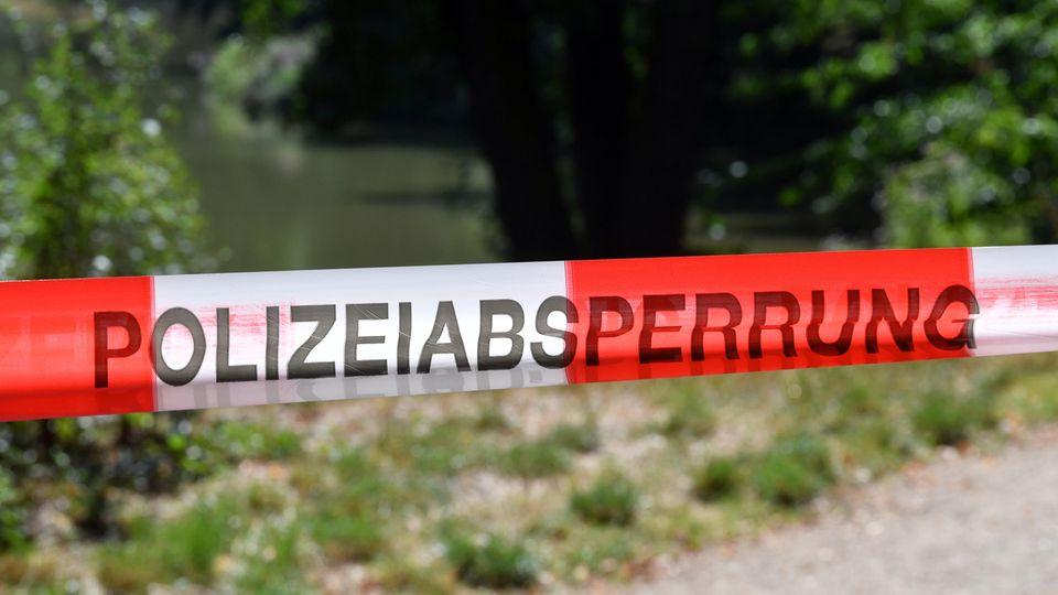 Polizeieinsatz nach Leichenfund in Leipzig
