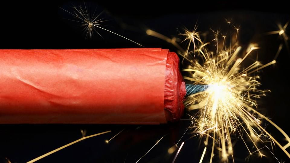 Gefahr durch Feuerwerkskörper: Rückruf bei Weco