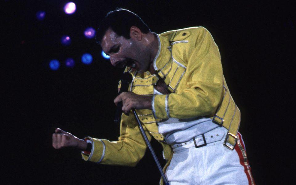 Freddie Mercury ist die Queen
