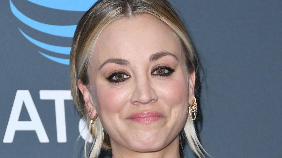 """Kaley Cuoco vergießt zum Abschied von """"The Big Bang Theory"""" Tränen"""