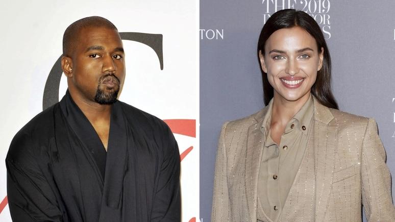Kanye West und Irina Shayk sollen ein Paar sein