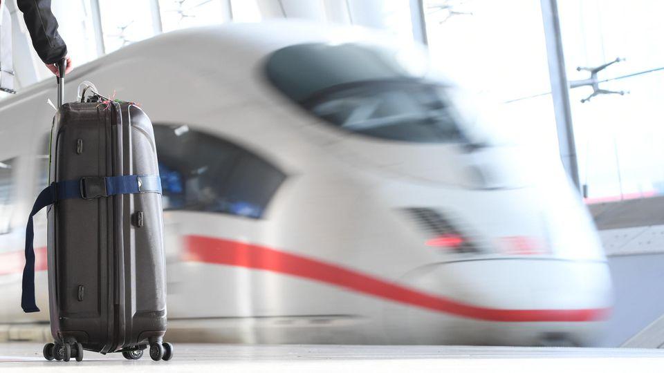 Flughafen Frankfurt - Bahnhof