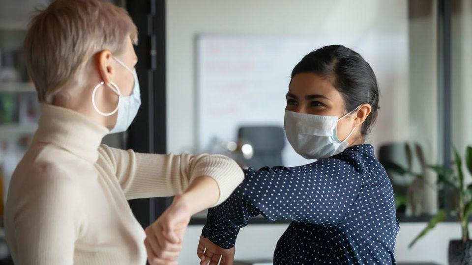 An welchen Orten ist das Infektionsrisiko eigentlich am größten?