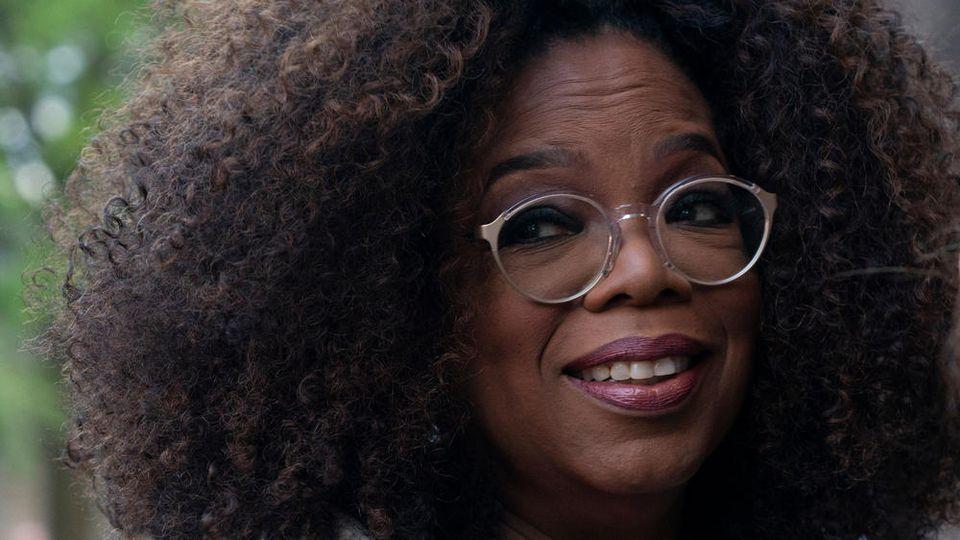 Oprah Winfrey lässt sich nicht verbiegen
