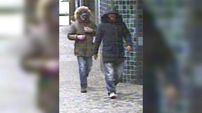 Diese beiden Männer jagt die Hamburger Polizei.