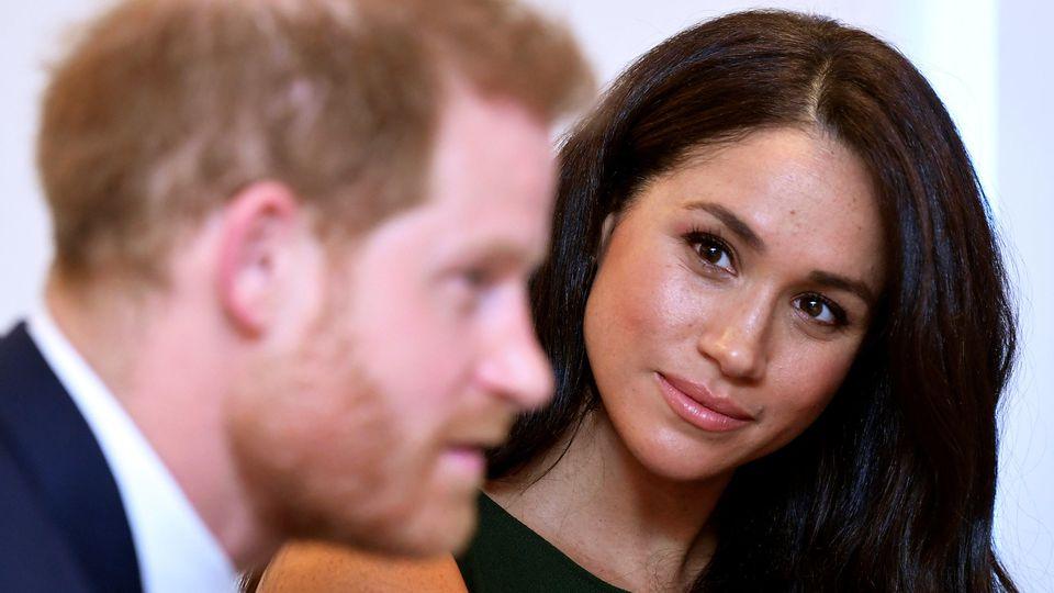 """Prinz Harry und Herzogin Meghan bei den """"WellChild Awards"""""""