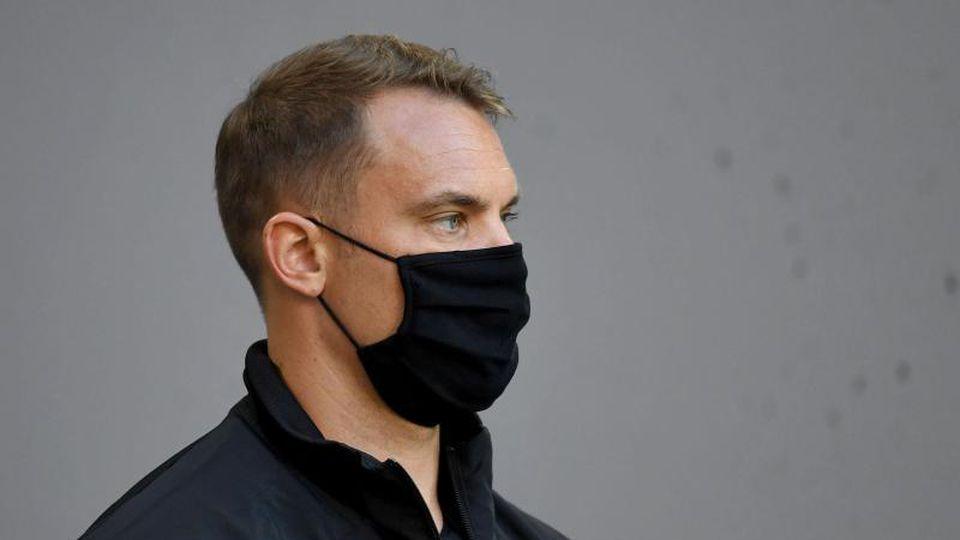 Münchens Torwart Manuel Neuer. Foto: Sven Hoppe/dpa