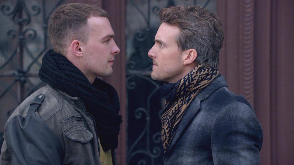 GZSZ: Chris und Felix streiten sich