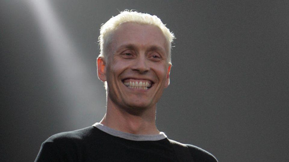 """Ein Riesen-Ansturm auf """"Die Ärzte""""-Tour 2020: Da kann Farin Urlaub nur vor Freude grinsen."""