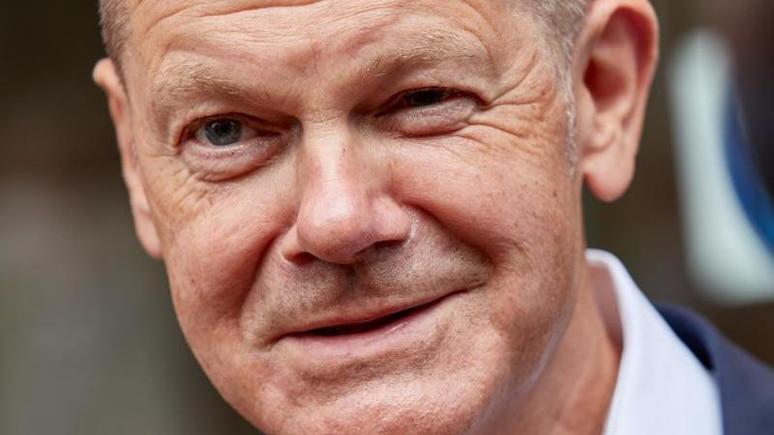 Olaf Scholz, SPD-Kanzlerkandidat und Bundesminister der Finanzen. Foto: Kay Nietfeld/dpa-pool/dpa