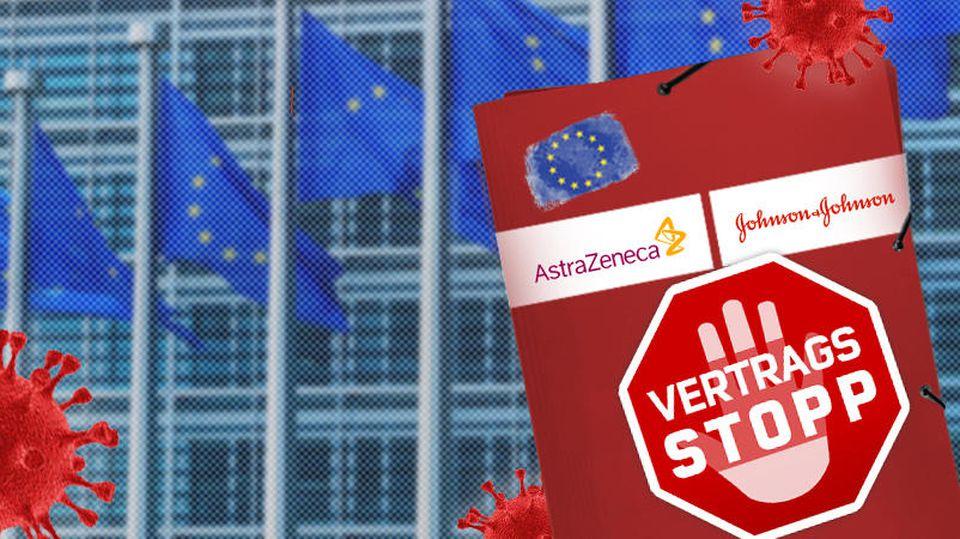 Die EU-Kommission plant künftig vor allem mit mRNA-Impfstoffen