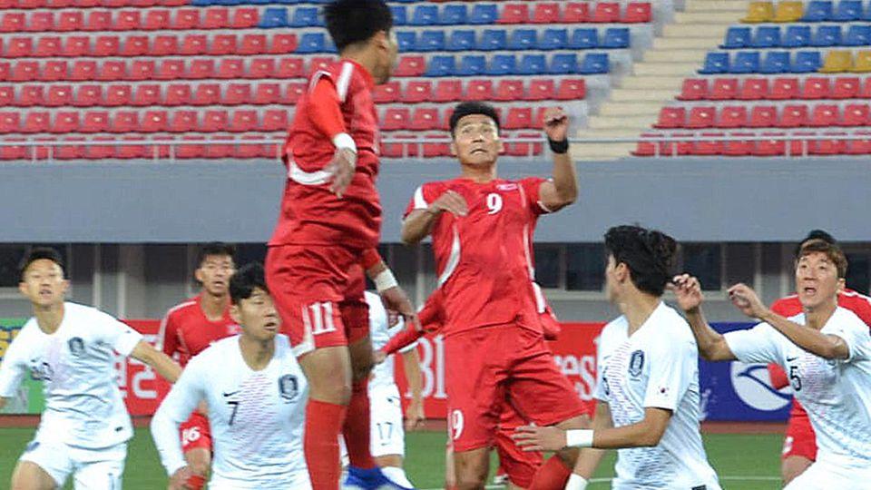 Nordkorea - Südkorea