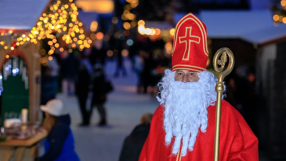Nicht nur Kinder lieben den Nikolaus.