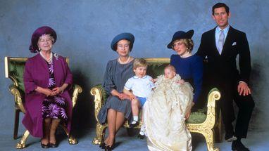 Baby Archies Taufe Diese Details Erinnern An Prinzessin Diana