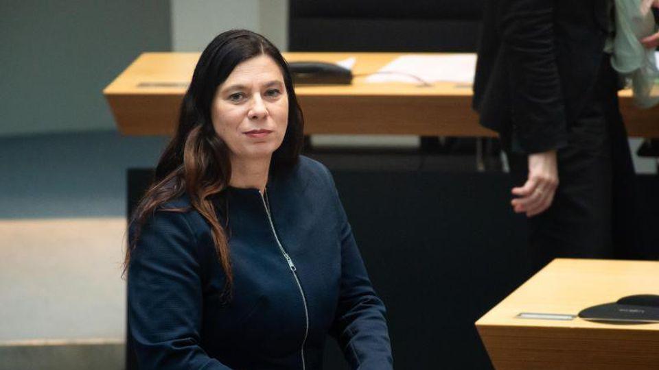 Sandra Scheeres (SPD), Senatorin für Bildung, Jugend und Familie. Foto: Gregor Fischer/dpa