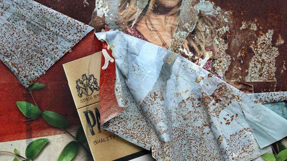 In einem Positionspapier der Union ist für klassische Tabakprodukte ein Verbot der Plakatwerbung ab Januar 2022 geplant. Foto: Karl-Josef Hildenbrand/dpa