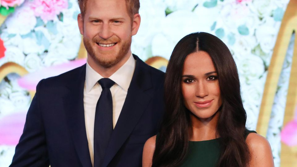 Die Wachsfiguren von Prinz Harry und Herzogin Meghan wurden bei Madame Tussauds getrennt.