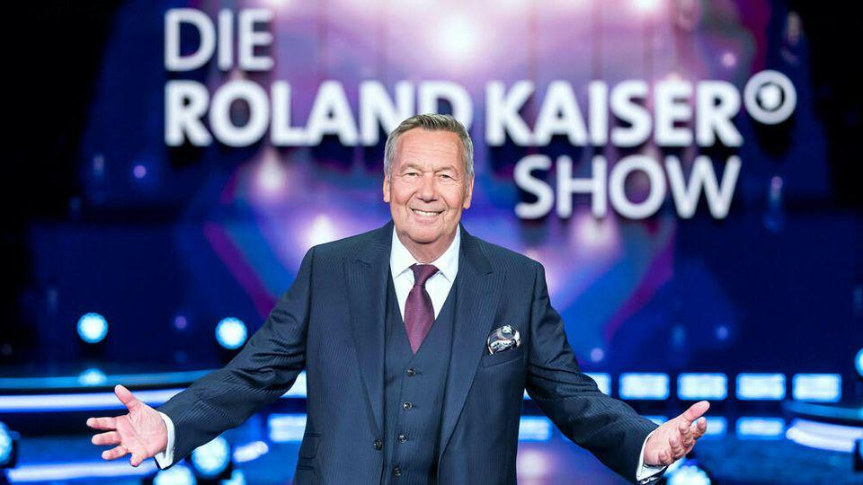 Roland Kaiser präsentiert am 15. August seine erste eigene TV-Show.