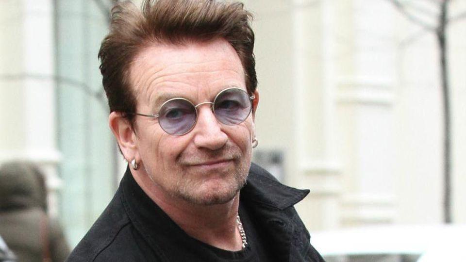 Sänger Bono