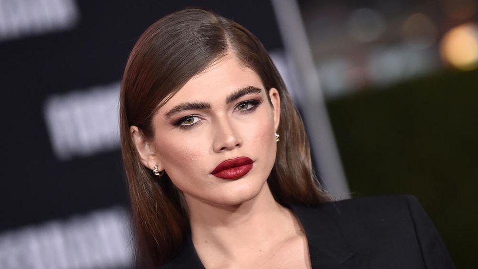 """Model Valentina Sampaio hat einen """"wichtigen Meilenstein"""" in ihrer Karriere erreicht."""