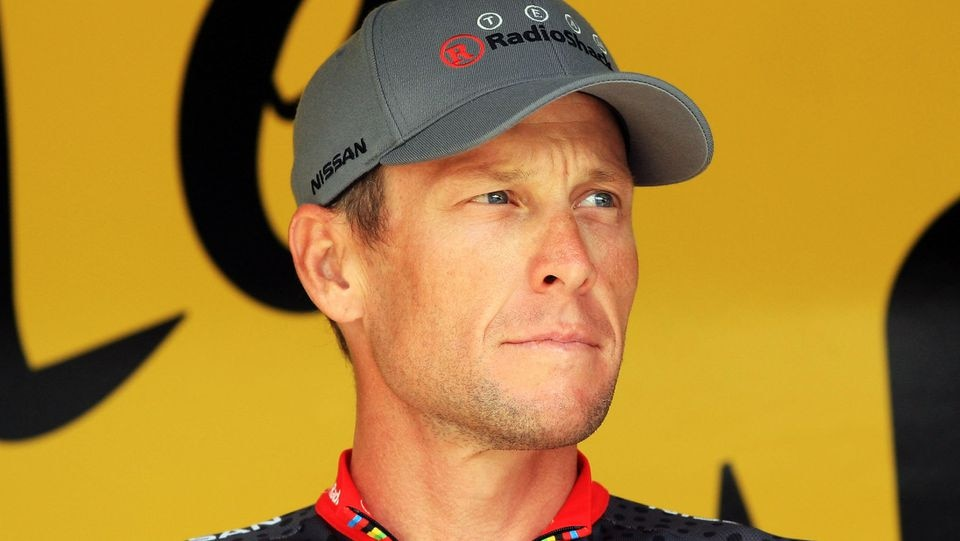 (FILE) Lance Armstrong Fined $10 Million To SCA Promotion