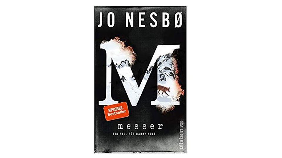 Messer von Jo Nesbo