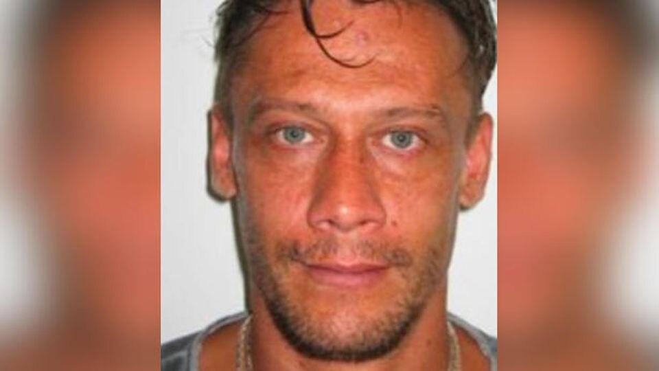 Eugen Sichwart (37) ist auf der Flucht