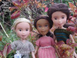 59e66e78e9a700 Altes Spielzeug neu bemalt: Wo Puppen noch Kinder sein dürfen
