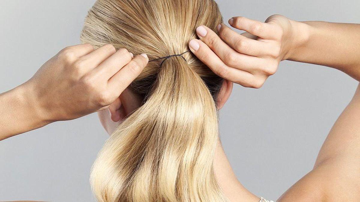 Traktionsalopezie: Haarausfall bei Frauen durch Zopf und Dutt?