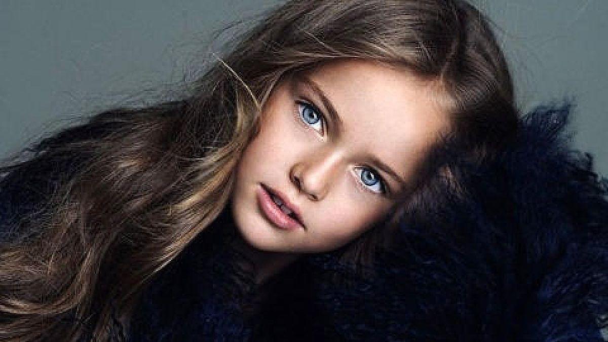 Das schönste Mädchen der Welt