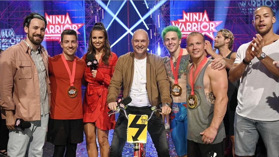 """Ninja Warrior Germany Promi-Special"": Diese Promis erkämpfen 150.000 Euro."