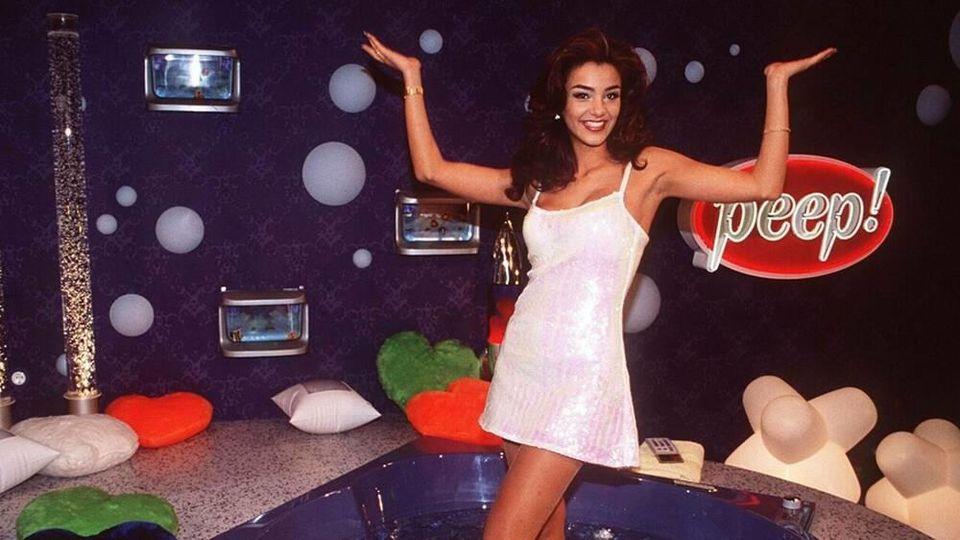 """""""Peep!"""" wurde in den 90ern erfolgreich von Verona Feldbusch moderiert"""