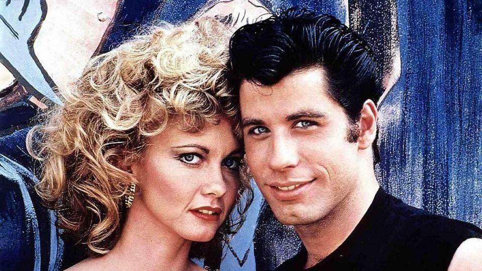 Sandy und Danny begeistern noch heute die Leute