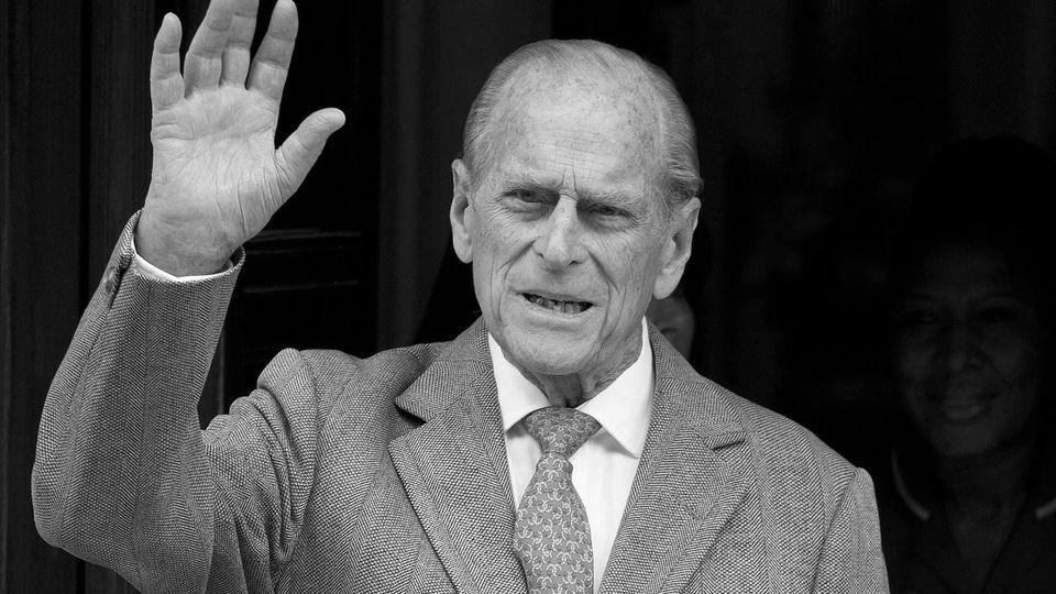 Die royale Familie nimmt am 17. April Abschied von Prinz Philip.