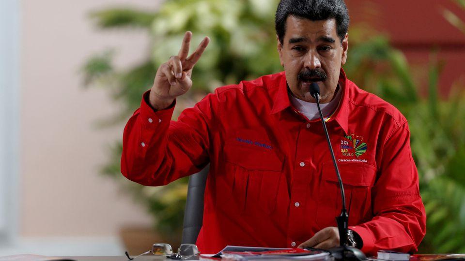 Nicolas Maduro, Präsident Venezuelas