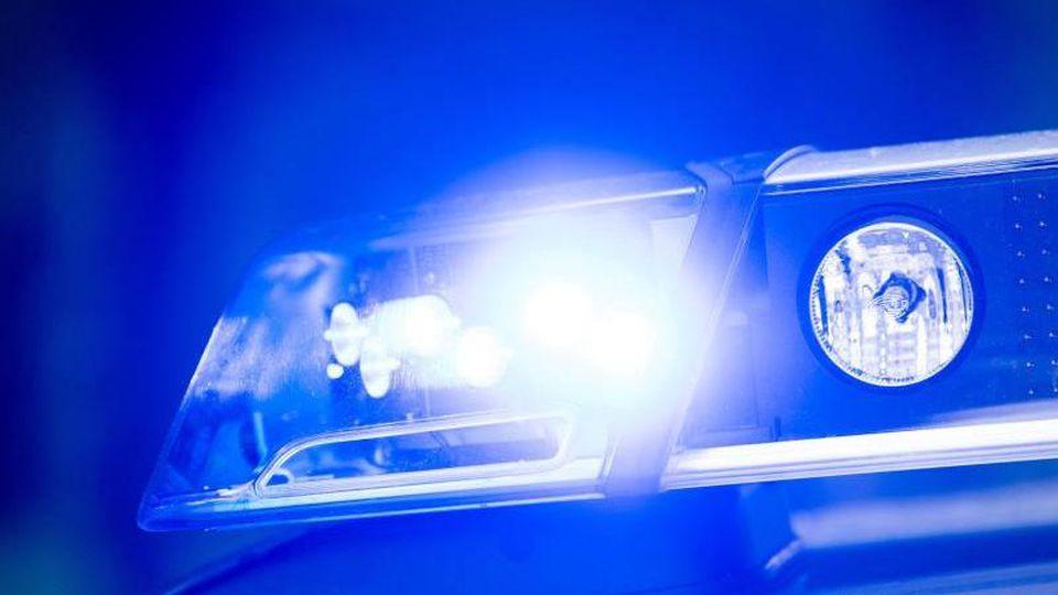 Verdächtiger nach Tötungsdelikt in Haßloch gefasst. Foto: Lino Mirgeler/Archivbild