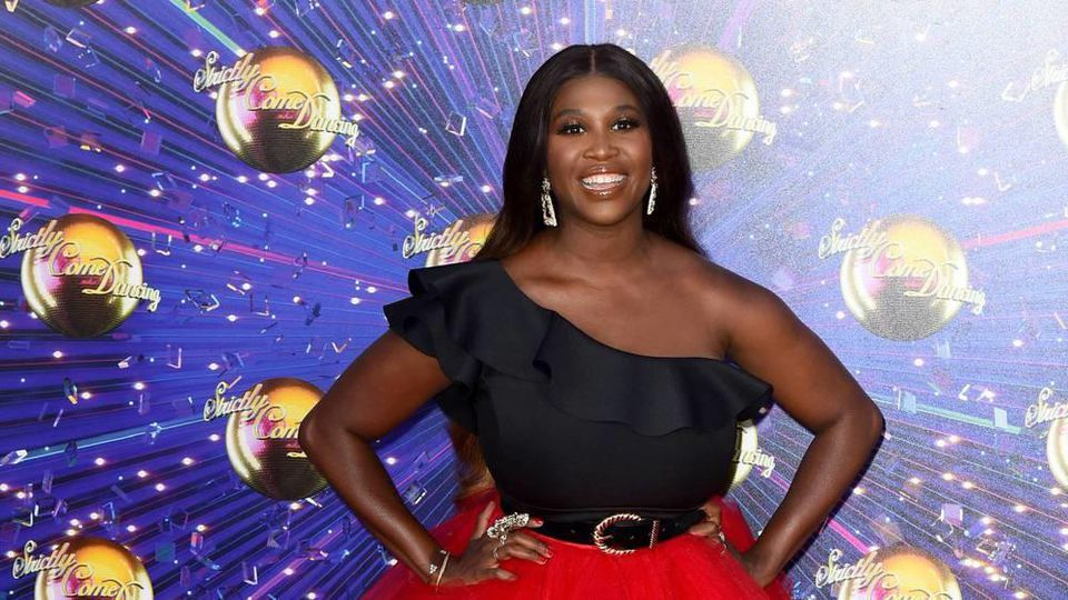 "Motsi Mabuse ist nun auch bei ""Strictly Come Dancing"" dabei"