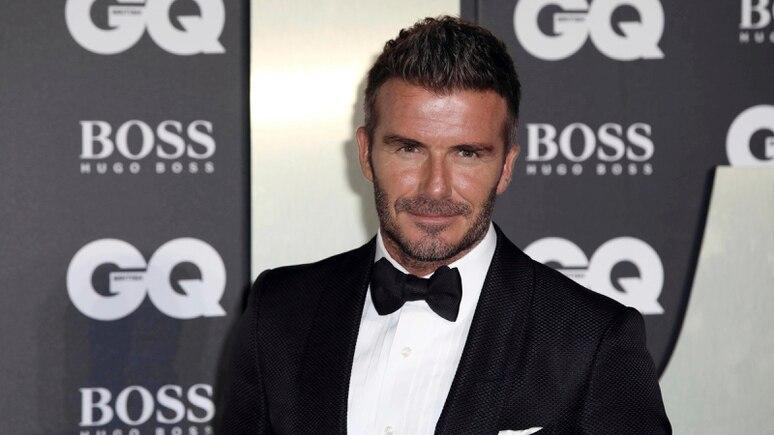 David Beckham gönnte sich eine Auszeit mit seinen Kindern.