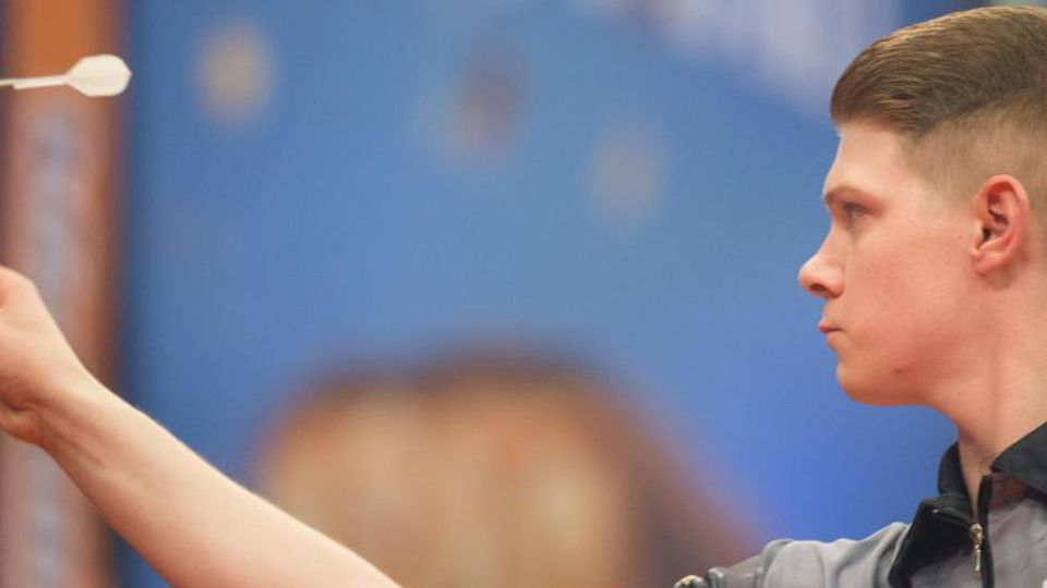 Nico Kurz in Aktion. Foto: Friso Gentsch/dpa/Archivbild