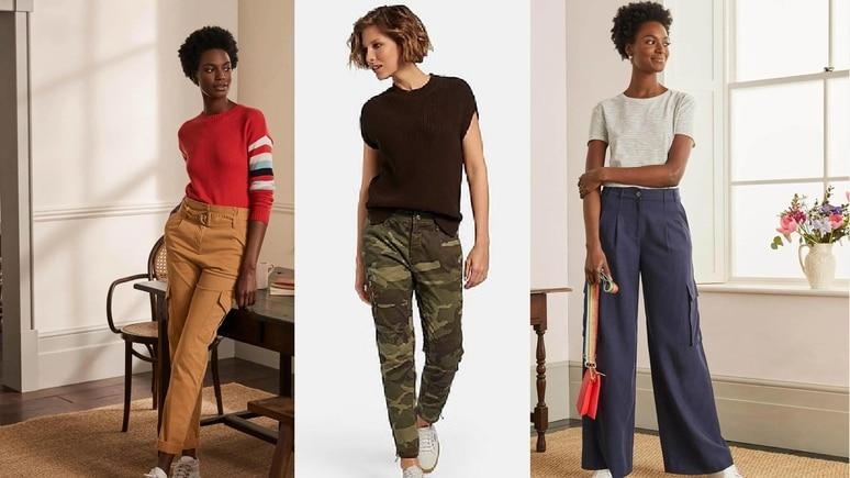 Cargohose feiert Comeback: So stylen wir die Hose jetzt!
