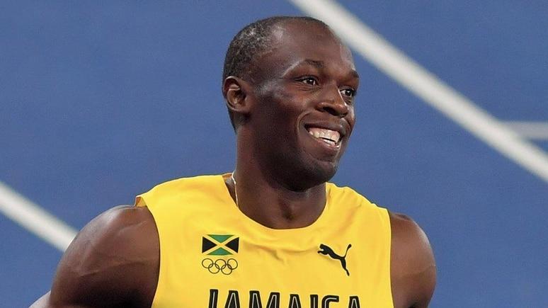 Usain Bolt ist achtfacher Olympiasieger und dreifacher Vater